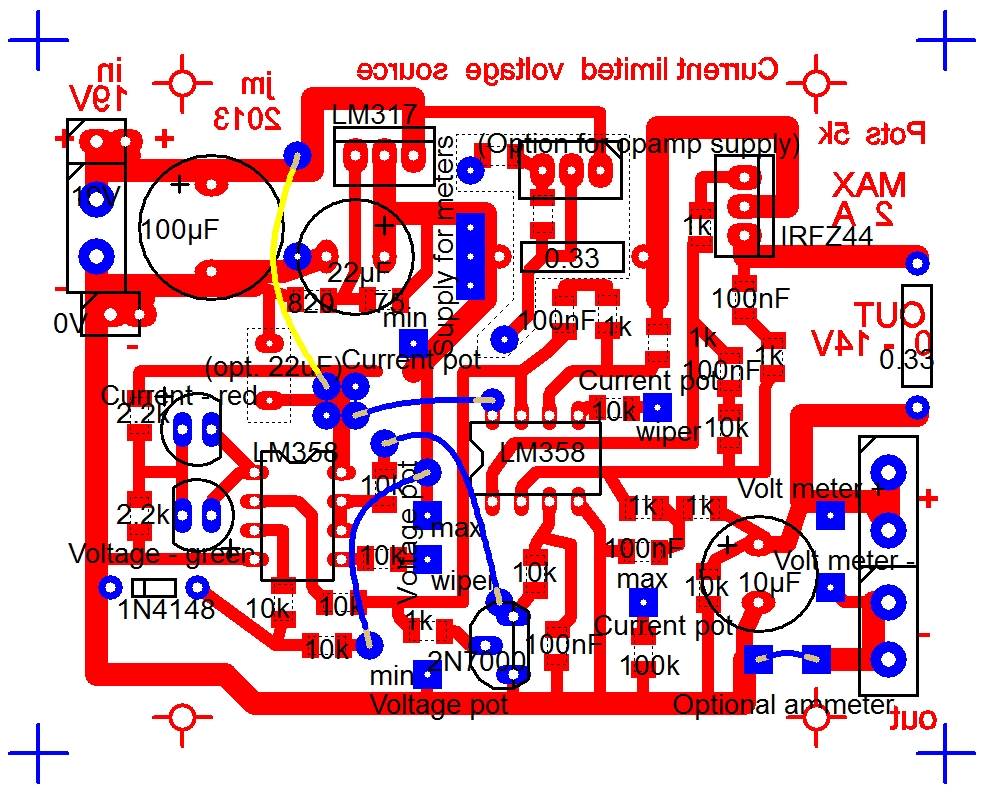 bench_power_supply_pcb